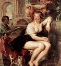 bathsheba at the fountain