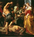 beheading of st john the baptist 1609