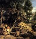 boar hunt 1615