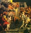 coronation of marie de medici 1622