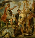 decius mus addressing the legions