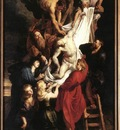 descent from the cross central panel 1612