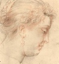 head of woman 1630 1632