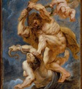 hercules as heroic virtue overcoming discord 1632