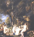 nymphs and satyrs 1637 1640