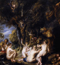 nymphs and satyrs 1637