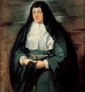 portrait of archduchess isabella clara eugenia