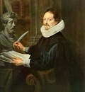 Portrait of Haspar Hevarts