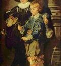 portrat von albert und nicolas sohne des kunstlers 1624