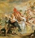 Rape of Sabine Woman
