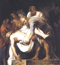 the entombment  1611