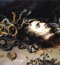 the head of medusa