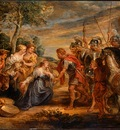 the meeting of david and abigail