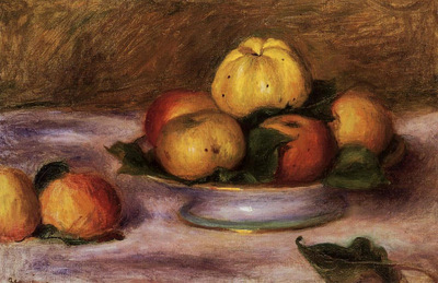 apples and manderines