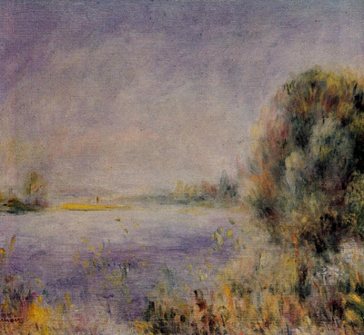 banks of the river 1874