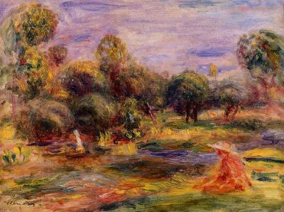 cagnes landscape 2 1907