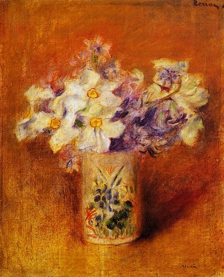 flowers in a vase 2
