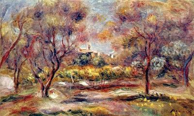 landscape at grasse 1908