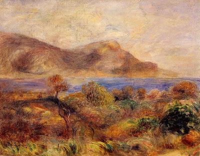 mediteranean landscape