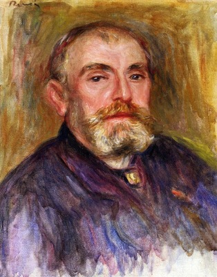 portrait of henri lerolle
