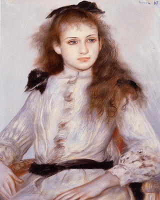 portrait of madeleine adam
