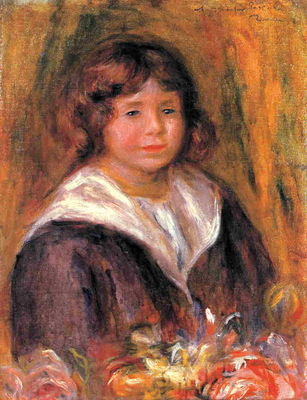 portrait of a boy jean pascalis