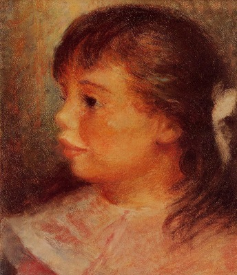 portrait of a girl 1879