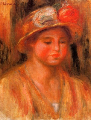 portrait of a woman 1912