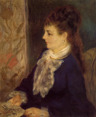 portrait of an anonymous sitter
