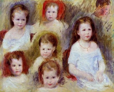 portraits of marie sophie chocquet