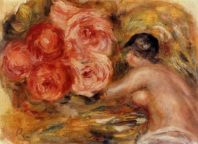 roses and study of gabrielle
