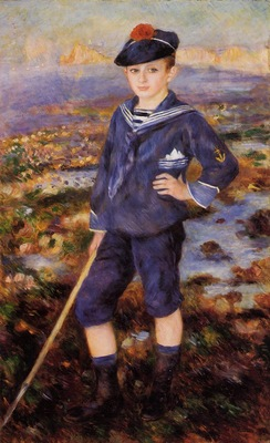 sailor boy also known as portrait of robert nunes