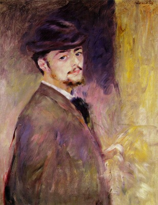 self portrait at the age of thirty five