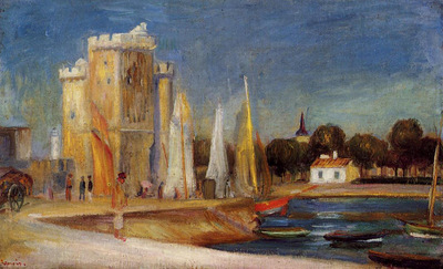 the port of rochelle
