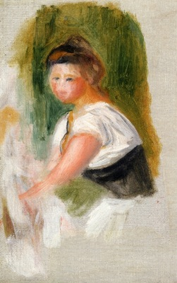 Young Woman Private collection