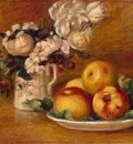 apples and flowers 1895