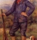 jean renoir as a hunter