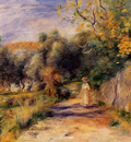 landscape at cagnes 1907
