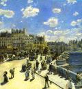 le pont neuf paris 1872