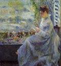 madame chocquet reading