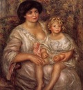 madame thurneyssan and her daughter
