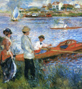 Oarsmen at Chatou 1879