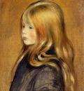 portrait of edmond renoir jr