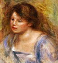 portrait of lucienne