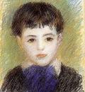 portrait of pierre 1889