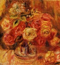 roses in a vase 1911
