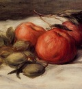 Still Life with Apples and Almonds