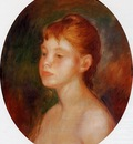 study of a young girl also known as mademoiselle murer