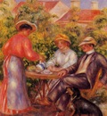the cup of tea 1906