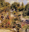 the garden at fontenay